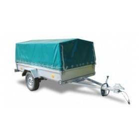Прицеп для перевозки квадроцикла (малогабаритного)