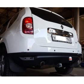 Renault Duster с2011 года выпускаи рестайлинговая версия с 2015 г. Ниссан Террано (Nissan Terrano) (2WD,4WD) с 2014 г.в.